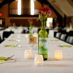 Wine Bottle Centerpieces Wedding