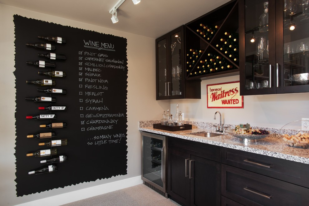 Wine Decorating Ideas | A Creative Mom