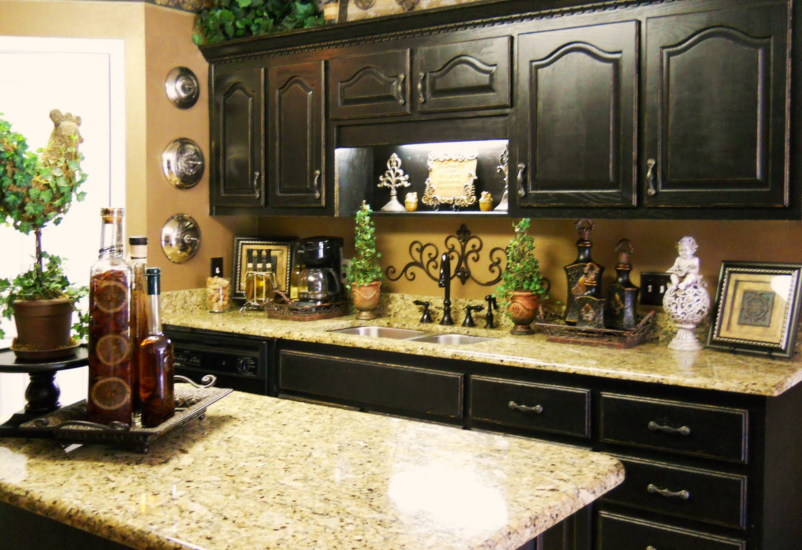 Tasteful ideas for wine kitchen décor a creative mom