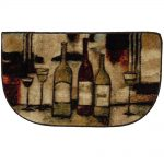 Wine Kitchen Rugs
