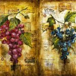 Wine Label Art