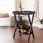 Wine Table Rack