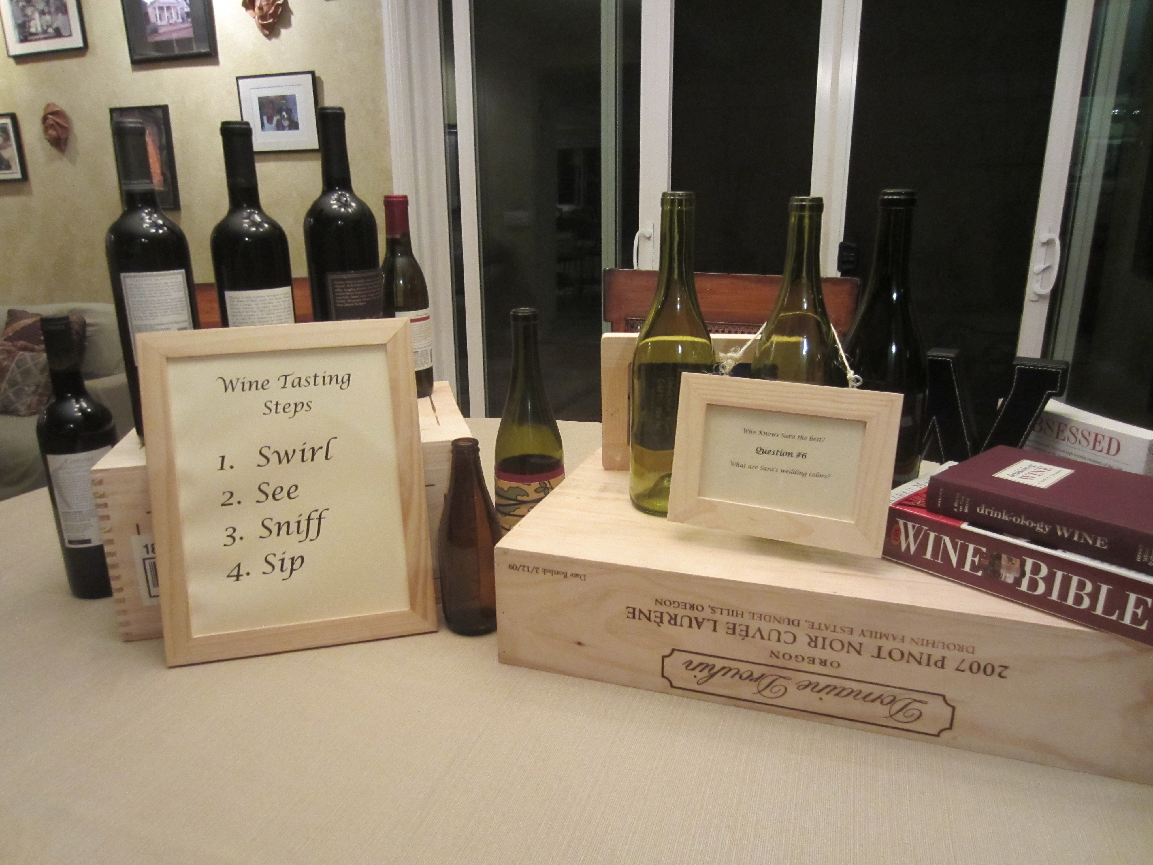 wine tasting party themes a creative mom