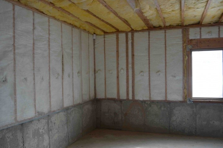 Best Way To Insulate Basement Walls | A Creative Mom