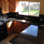 black-granite-kitchen-countertops