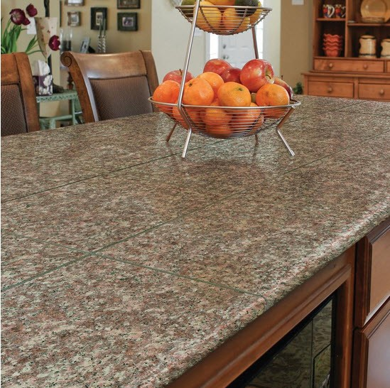 Diy kitchen counters
