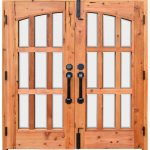 Double French Patio Doors
