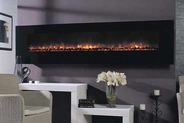 Electric Fireplace Insert A Creative Mom