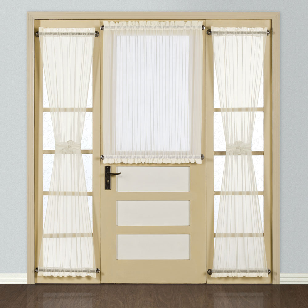 Charmant How To Choose The Right French Door Curtains For Your Room