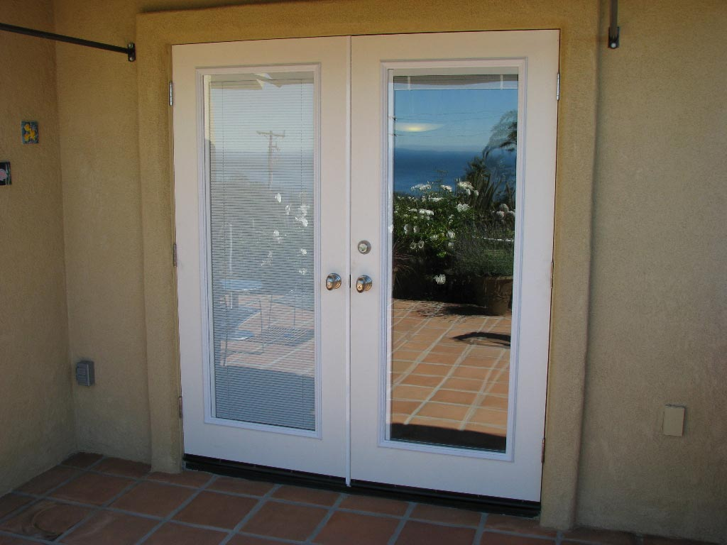 French Doors With Screens Built In A Creative Mom