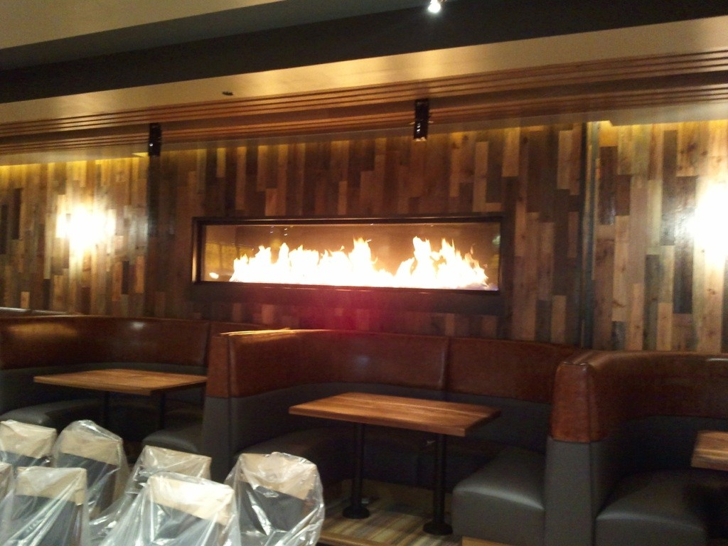 Why Choose A Linear Fireplace For Your Modern Home A