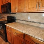 Granite Tile Countertop Pictures