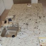 Granite Tile Countertops Diy