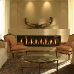Ideas Linier Fireplace