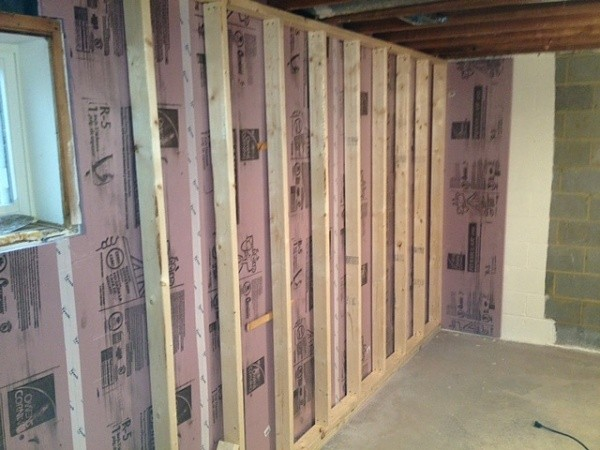 How Much Insulation Is Needed In Basement Walls Mycoffeepot Org
