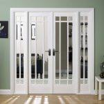 Interior French Doors White