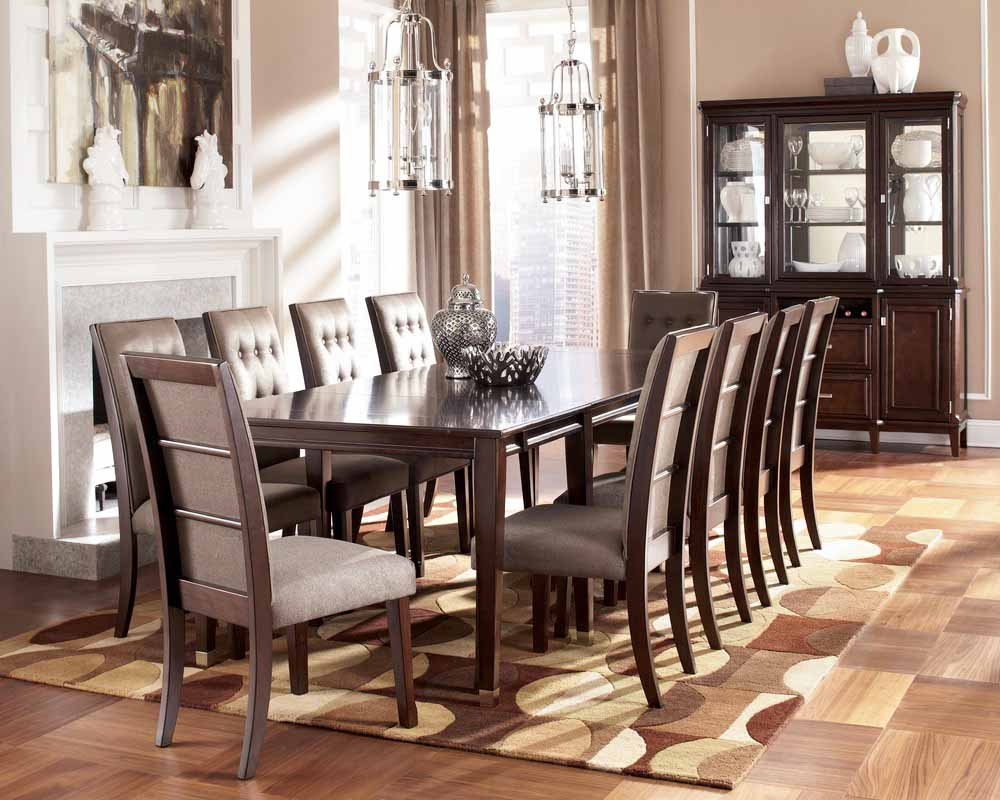 fec56e7be516a Leather Dining Room Chairs