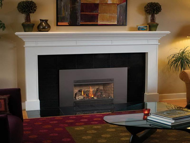 A Masonry Fireplace Vs A Prefab Fireplace A Creative Mom