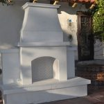 Prefab Outdoor Fireplaces