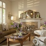 Shabby Chic Living Room Decorating