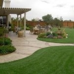 Simple Front Yard Landscaping Ideas 1024×768