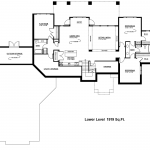 Walk Out Basement Floor Plans