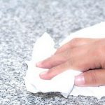 Cleaning Granite Stains
