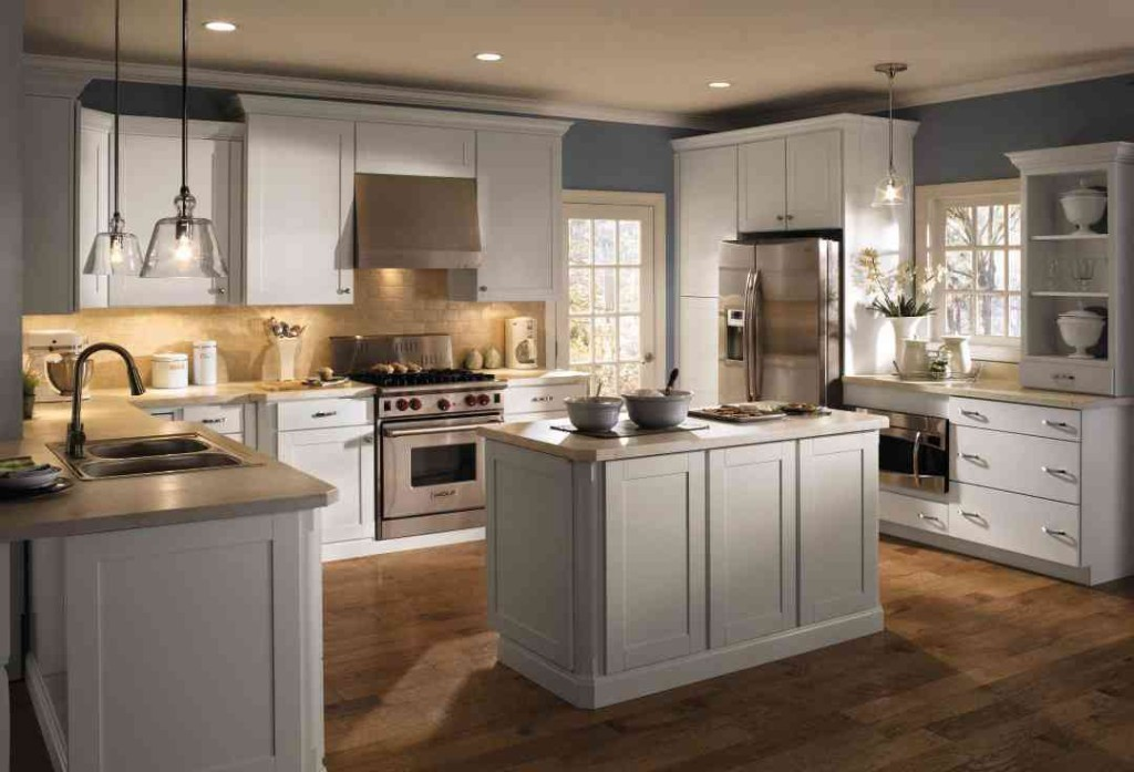 Beautiful And Livable Thomasville Kitchen Cabinets   A ...