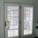 French Door Window Treatment Ideas