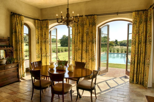 French door window treatments curtains