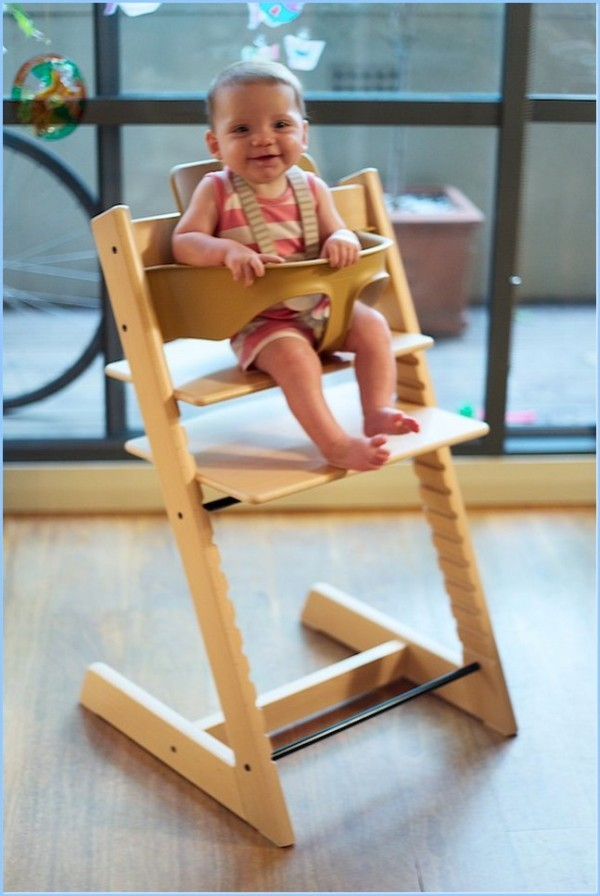 5 Reasons You Should Buy a Stokke High Chair