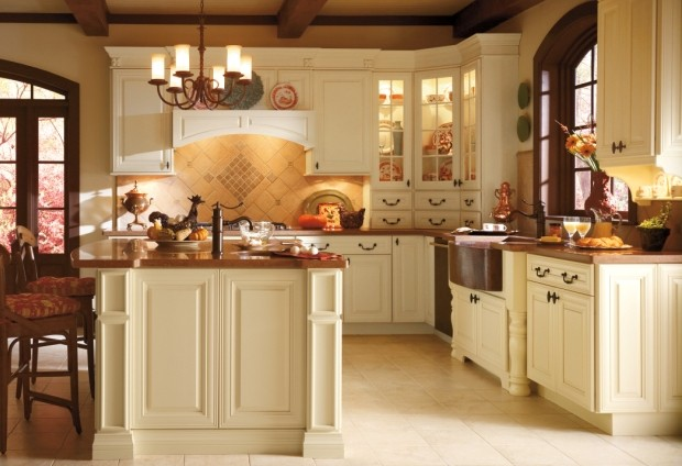 Thomasville Kitchen Cabinets >> Kitchen Cabinets Thomasville A Creative Mom