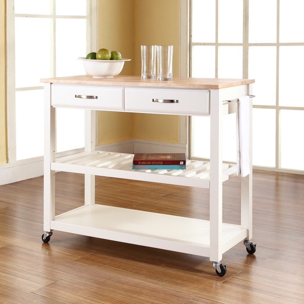 Kitchen Carts and Islands in the Hub of Your Home