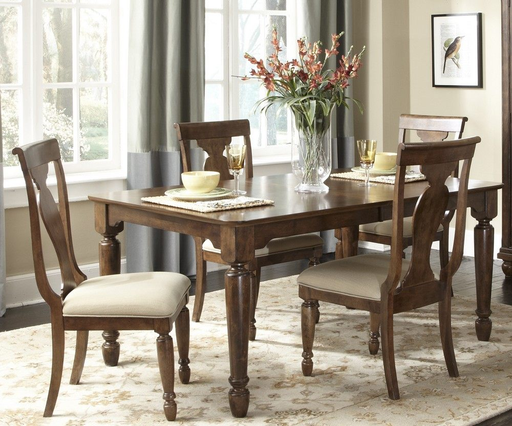 Fine Rustic Dining Room Table Sets A Creative Mom Gmtry Best Dining Table And Chair Ideas Images Gmtryco