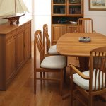 teak-dining-room-table