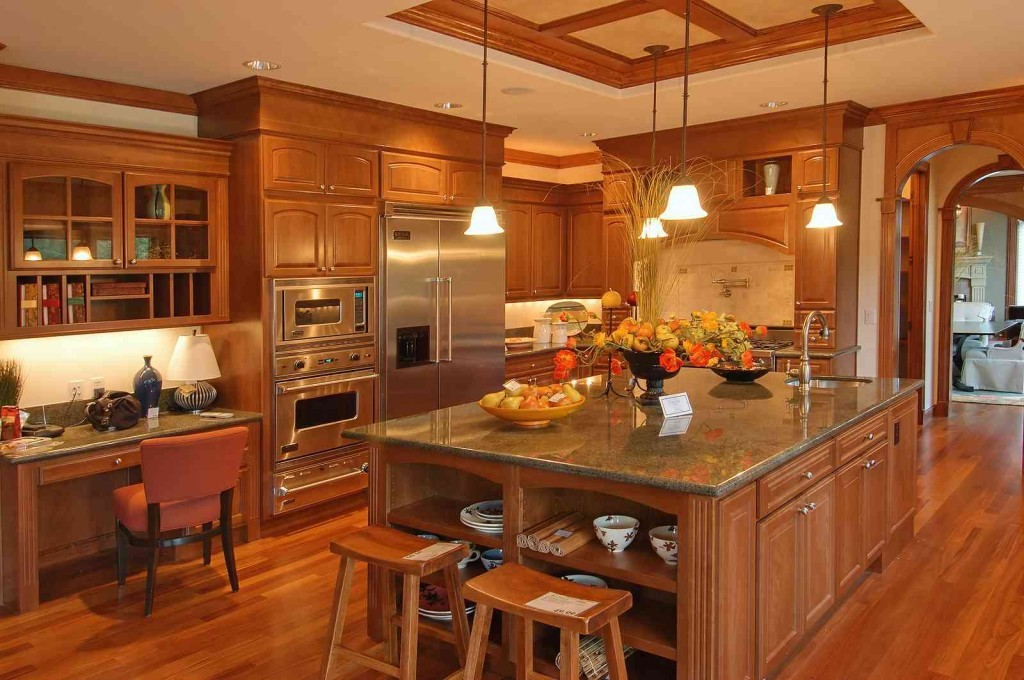 Thomasville Kitchen Cabinets Outlet 1024x680 | A Creative Mom