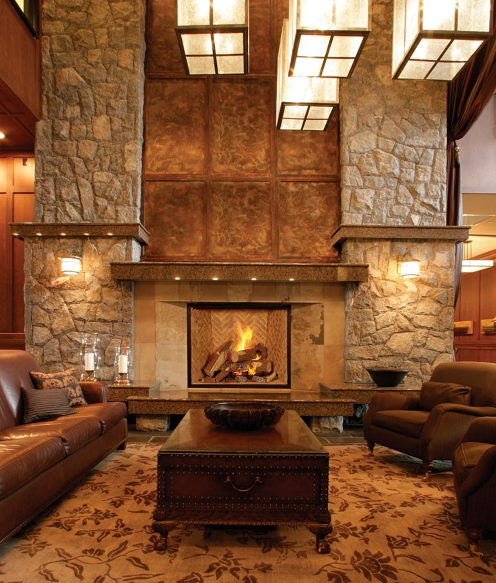 Town and Country Fireplaces—Innovation at its Best