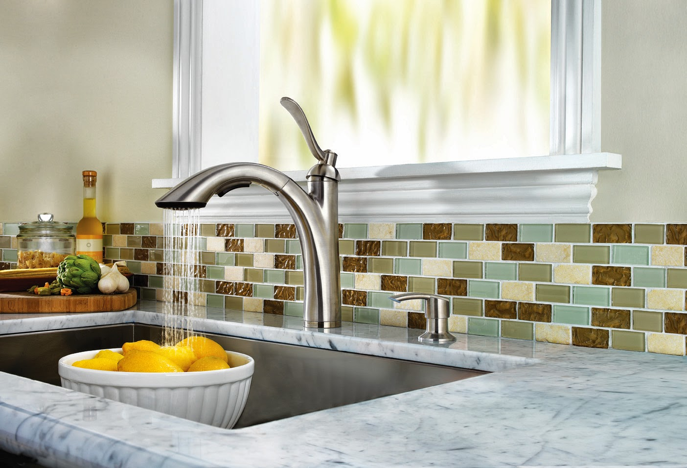 The Many Options of Kitchen Sink Faucets