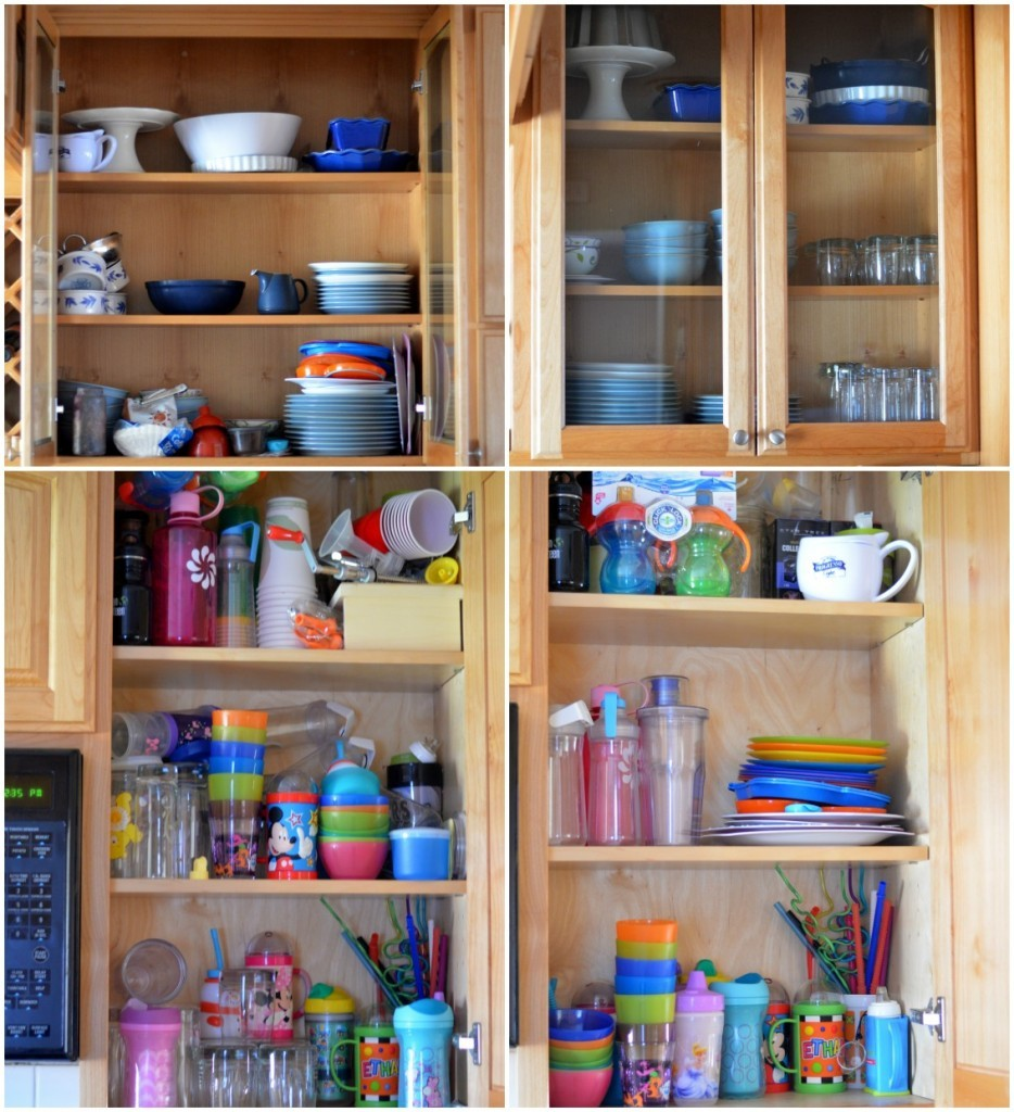 Kitchen Cabinets Organizing Ideas: How To Organize Your Kitchen Cabinets