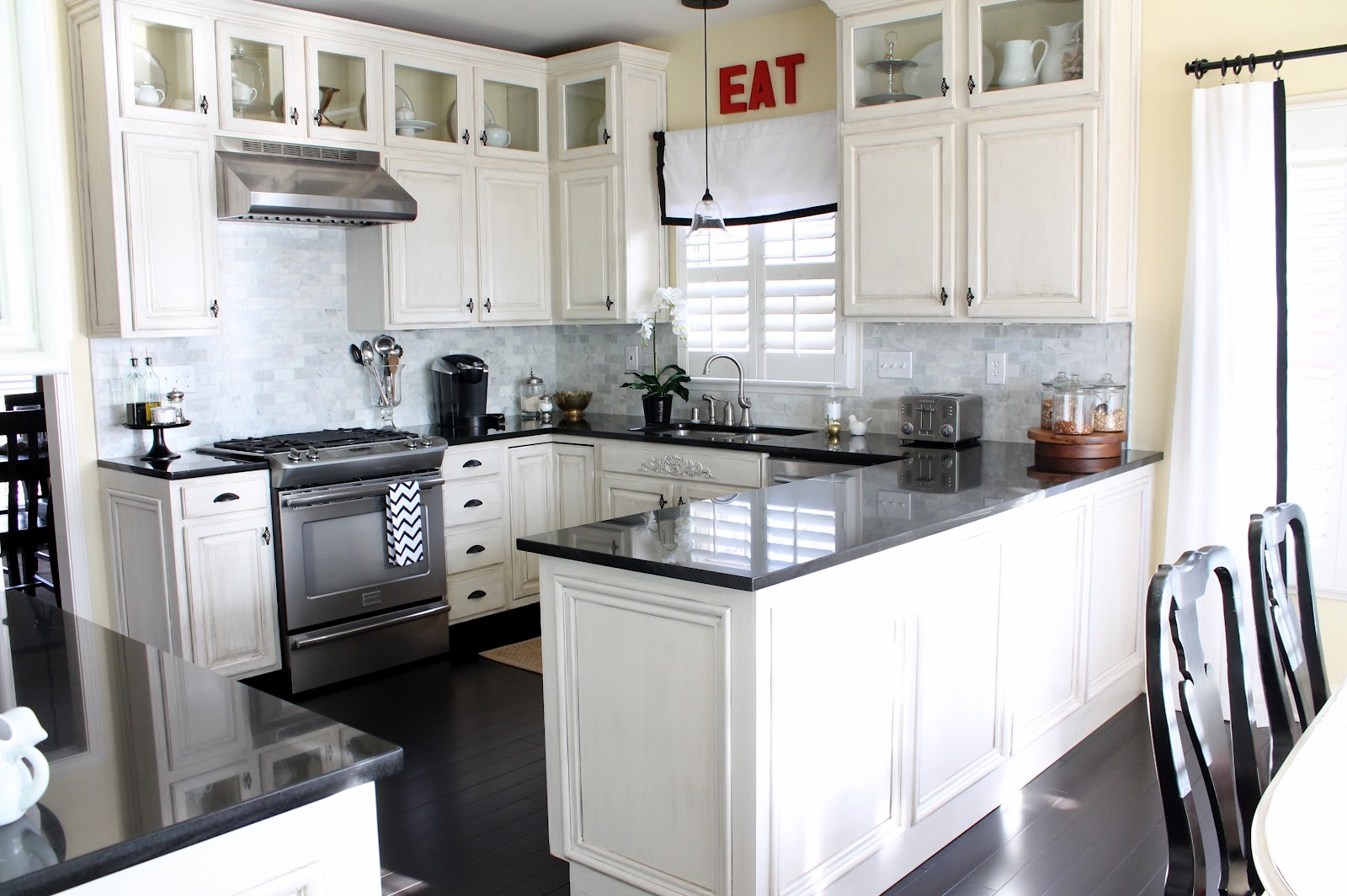 The 4 Types of Kitchen Cabinets