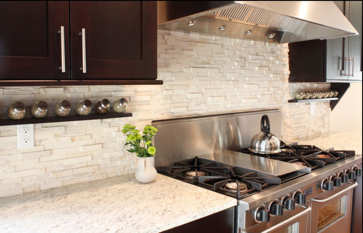 What's Hot with Kitchen Backsplashes
