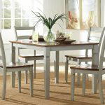 White Dining Room Chair