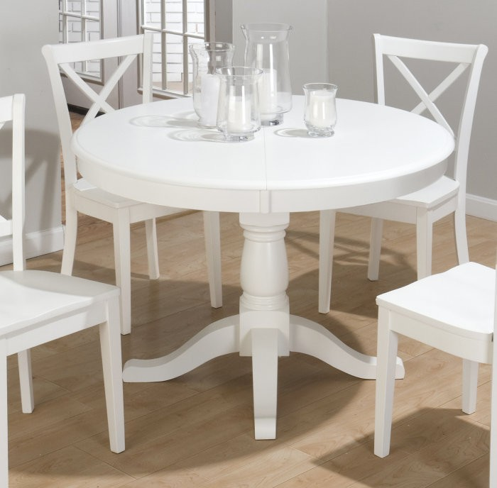White dining room tables