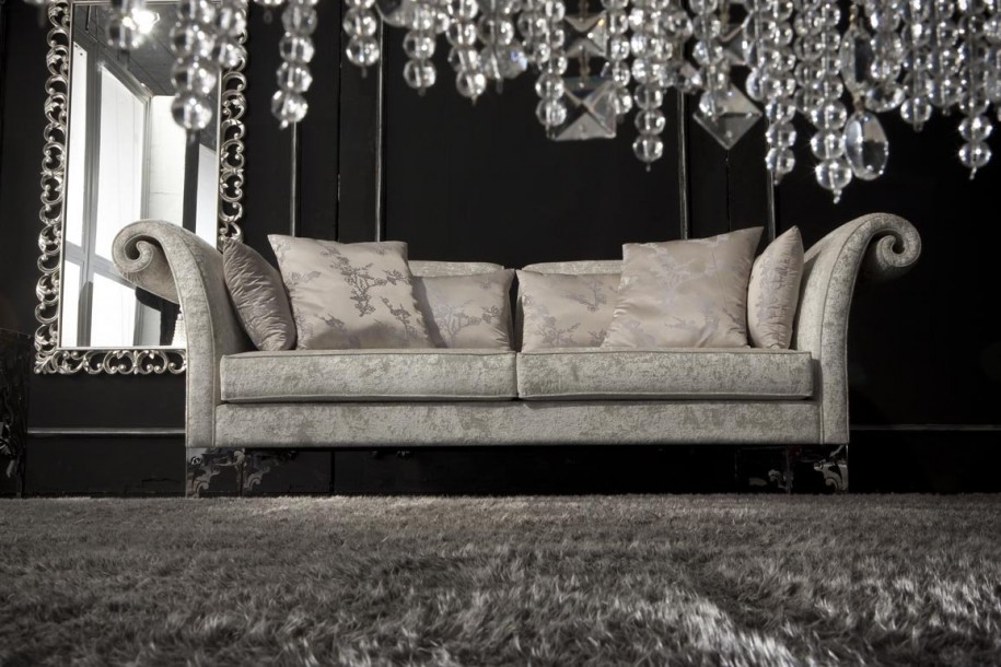 Classic style sofas
