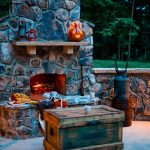 how-to-build-outdoor-fireplace