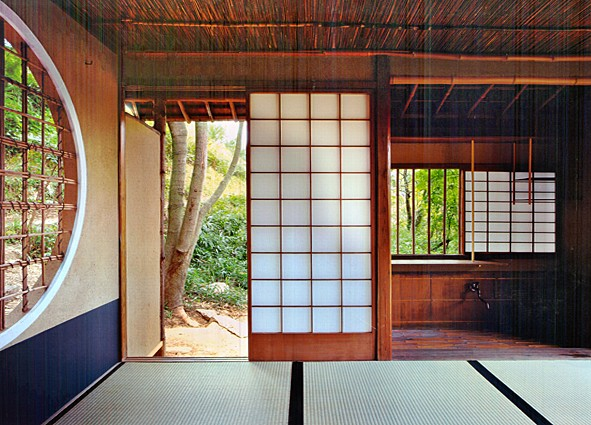 10 Inspirational Japanese Sliding Doors