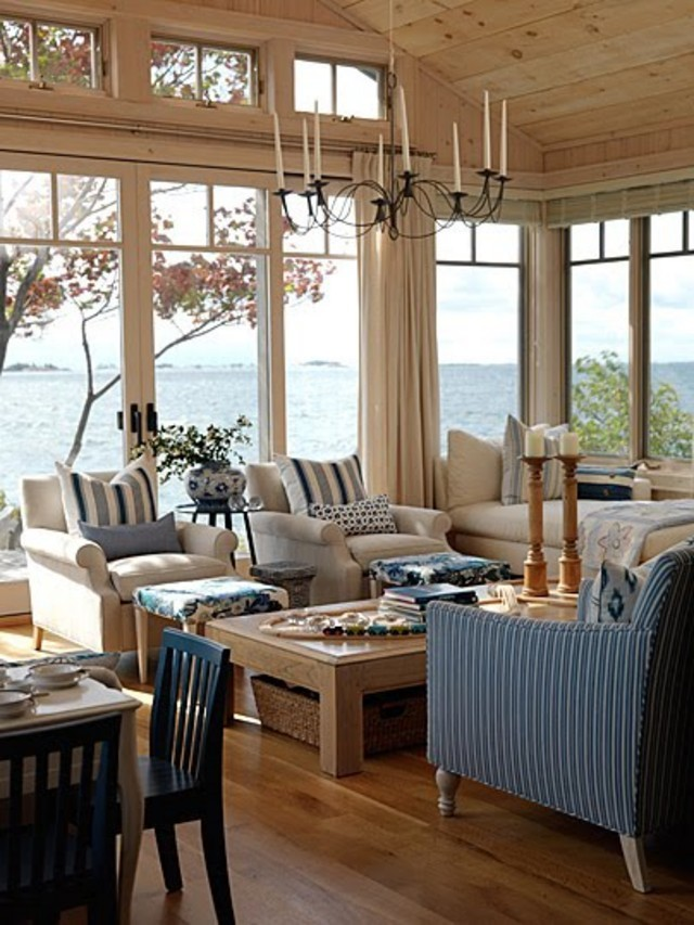 20 Lake Home Decor Ideas