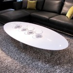 white-oval-coffee-table
