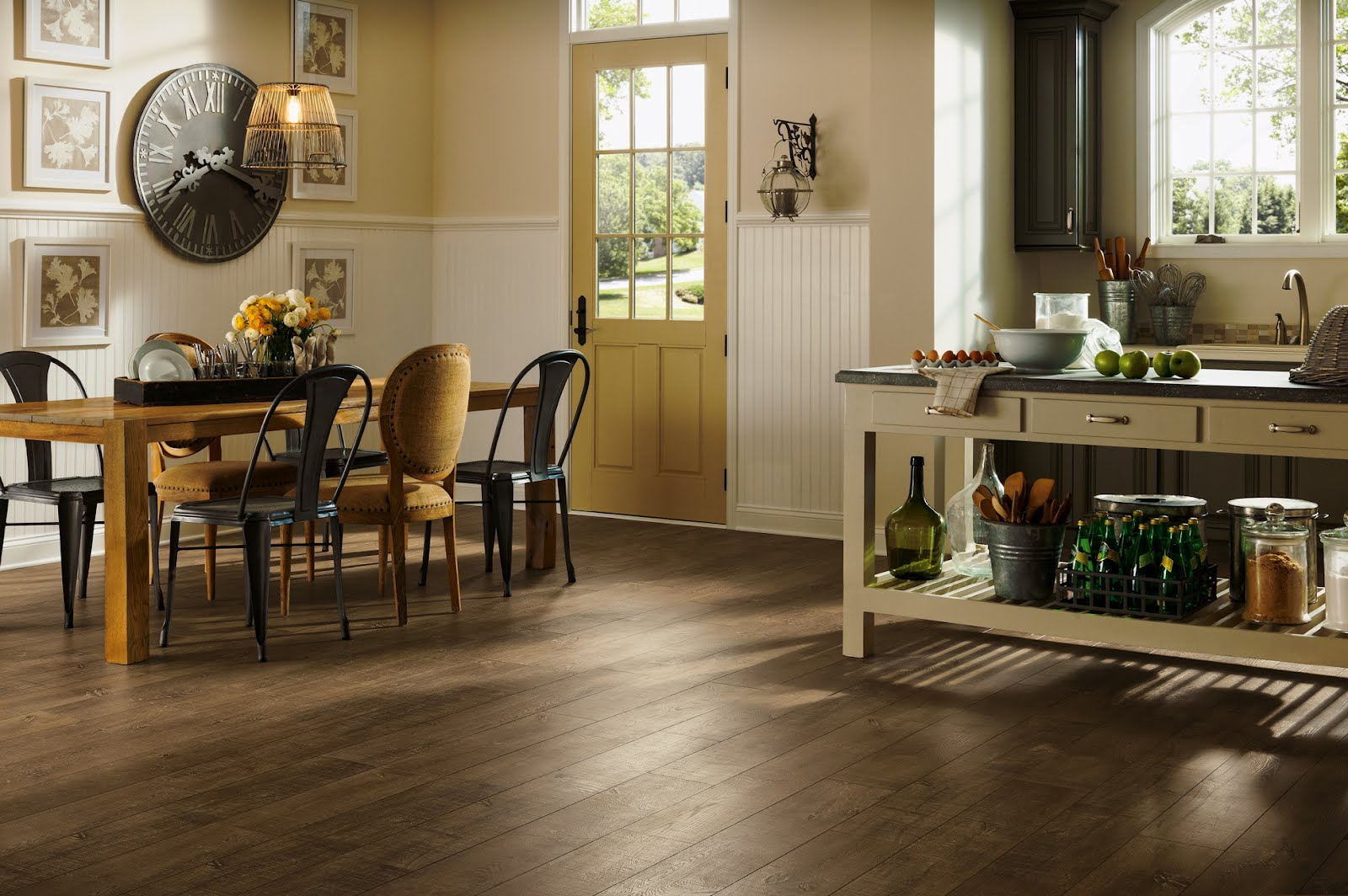 The Best Laminate Flooring Ideas for Your Kitchen
