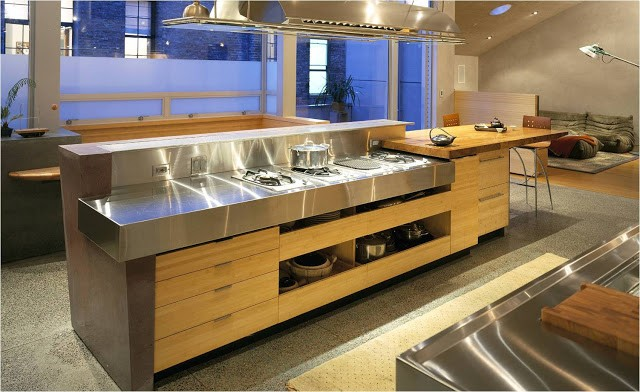 3 Key Benefits of Using Bamboo Kitchen Cabinets